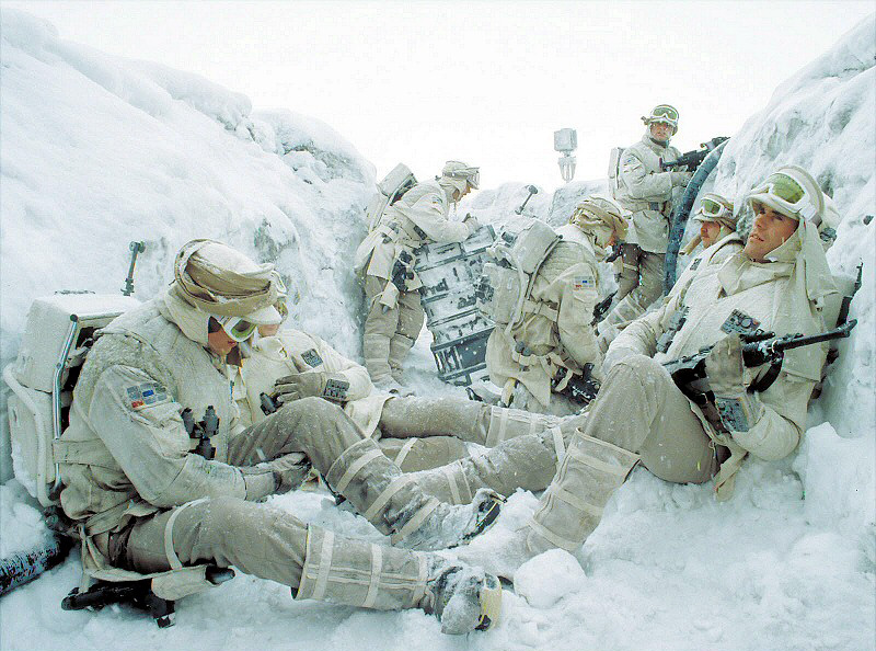 echo base the battle of hoth t bone s star wars universe. Black Bedroom Furniture Sets. Home Design Ideas