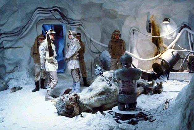 Wampa Ice Creatures T Bone S Star Wars Universe