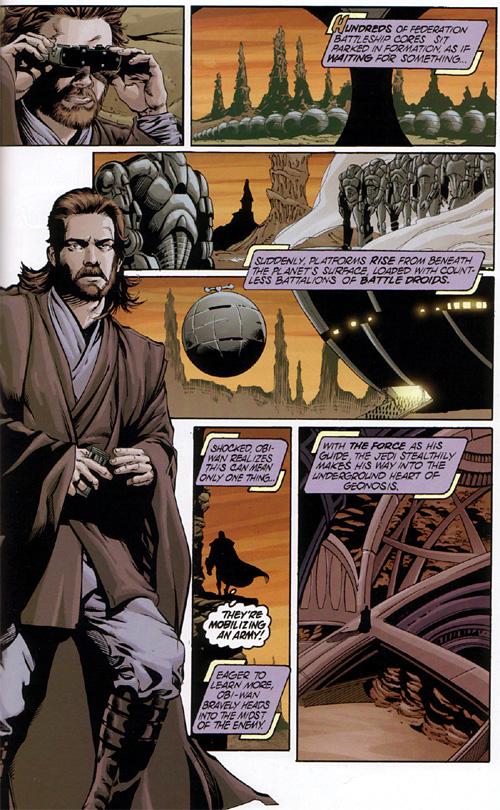 Jedi Detective Work Geonosis T Bone S Star Wars Universe