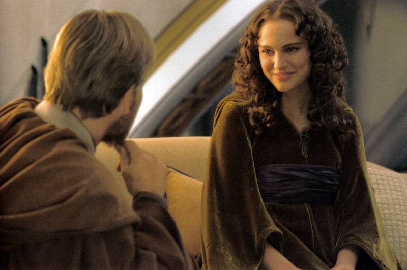 anakin padme and obi wan relationship