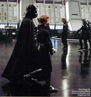 Luke S Path T Bone S Star Wars Universe
