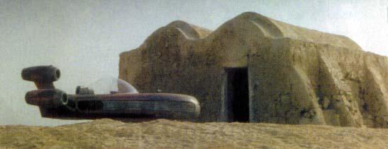 Ben's Hut
